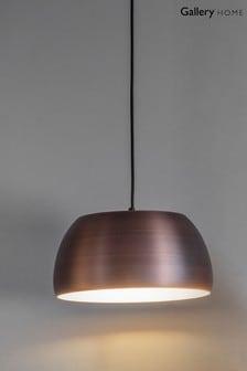 Gallery Direct Copper Conner Pendant Light