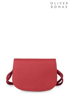 Oliver Bonas Aubree Mini Structured Crossbody Bag