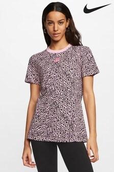 Nike Animal Print T-Shirt