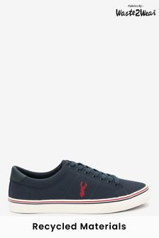 Waste2Wear Recycled Canvas Stag Trainers