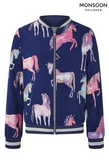 Monsoon S.E.W Effe Unicorn Bomber