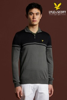 Lyle & Scott Golf Croft 1/4 Zip Jumper