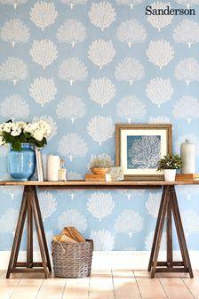 Sanderson Home Coraline Wallpaper