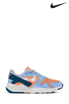 Nike Blue/Orange Air Max LD Victory Youth Trainers