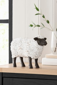 Barbara the Sheep Ornament