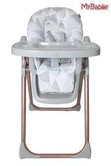 Billie Faiers Rose Grey Premium Highchair
