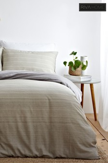 Signature Ombre Duvet Cover and Pillowcase Set by Riva Home