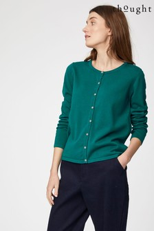 Thought Teal Bodil Cardigan