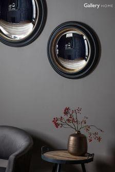 Rockbourne Round Convex Fish Eye Mirror by Gallery Direct