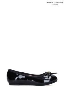 Kurt Geiger London Black Mini Esme Shoes