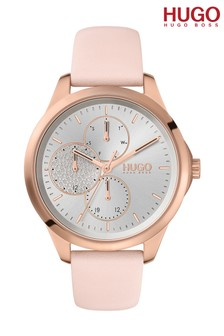 HUGO Ladies Fearless Watch