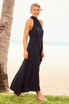 Sukienka wiązana na szyi Emma Willis