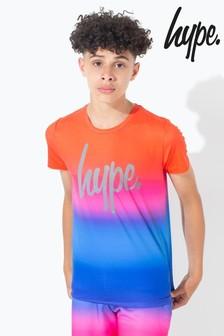 Hype. Rainbow Fade Kids T-Shirt