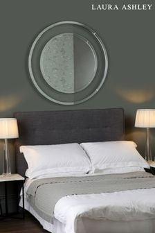 Laura Ashley Evie Large Round Mirror