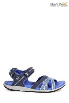 Regatta Blue Lady Santa Clara Sandals