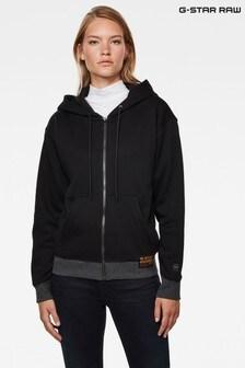 G-Star Premium Core Hooded Zip Through Sweater