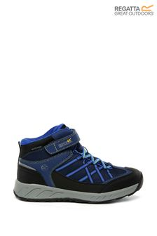 Regatta Smaris V Mid Junior Waterproof Boots