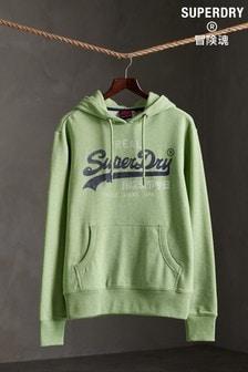 Superdry Vintage Logo Premium Goods Hoody