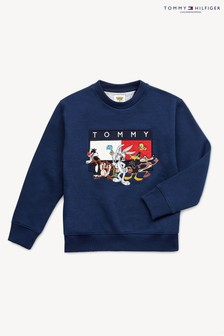 Tommy Hilfiger Looney Tunes Crew Neck Sweatshirt