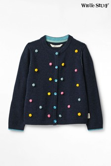 White Stuff Kids Pretty Popcorn Cardigan
