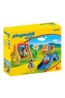 Playmobil® 70130 1.2.3 Children's Playground
