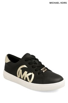 Michael Kors Girls Black Sneakers