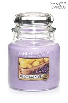 Yankee Candle Classic Medium Lemon Lavender Candle