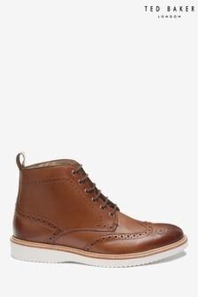 Ted Baker Tan Salino Boots