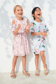 Floral Occasion Dress (3-16yrs)