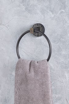 Bronx Towel Ring