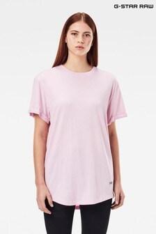 G-Star Pink Lash Fem T-Shirt