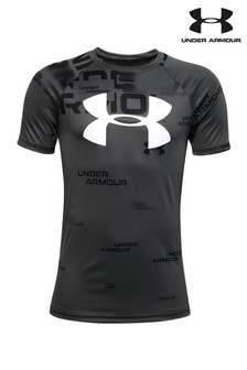 Under Armour Boys Tech Big Logo T-Shirt