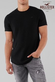 Hollister Black T-Shirt