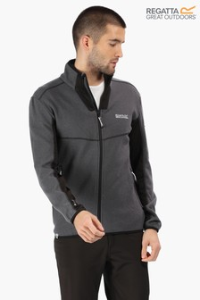 Regatta Kestor Knit Effect Full Zip Fleece