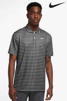 Nike Golf Dri-FIT Striped Poloshirt