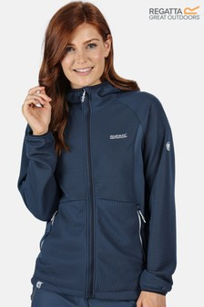 Regatta Womens Terota Hooded Fleece