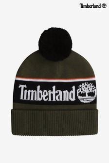 Timberland® Khaki Knit Beanie