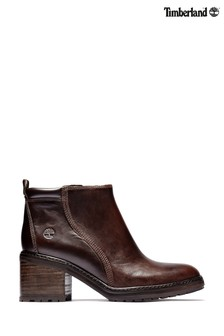 Timberland® Sienna High Leather Ankle Boots