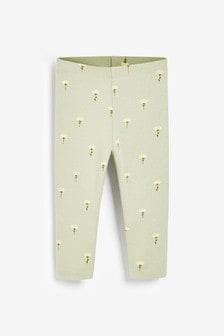 Organic Cotton Soft Touch Leggings (3mths-7yrs)