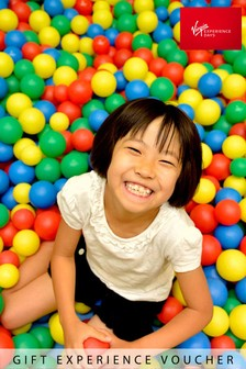 Family Midweek Indoor Soft Play Entry At Gambado Gift by Virgin Experience Days