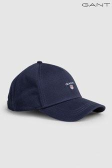GANT Blue Teen Boys Original Shield Cap