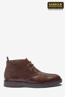 Barbour® International Piston Chukka Boots