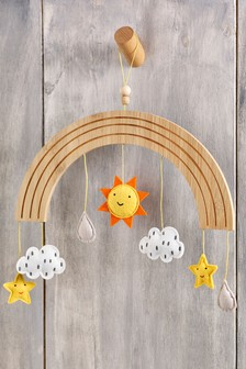 Hanging Wooden Wall Decoration
