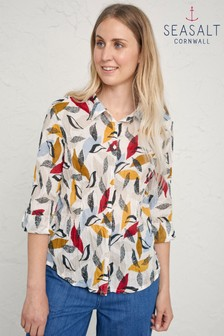 Seasalt Natural Larissa Shirt