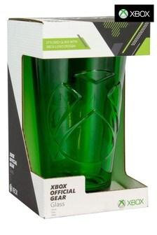 Xbox Shaped Glass