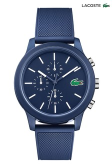 Lacoste Blue Silicone Watch