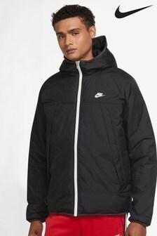Nike Black Repel Reversible Jacket