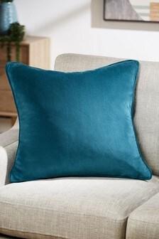 Soft Velvet Large Square Cushion