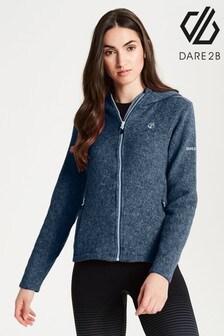 Dare 2b Blue Forerun Full Zip Sweater
