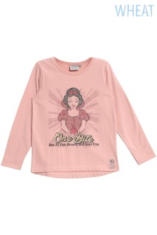 Wheat Pink One Bite T-Shirt